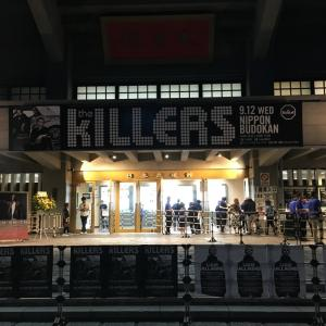 【ライブレポート】The Killers 2018/09/12 日本道館 セトリ/使用機材