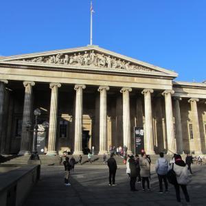 2019年1月8日 イギリス旅行記 /初めてのロンドン/初めてのイギリスマクドナルド/大英博物館 /1日の出費まとめ
