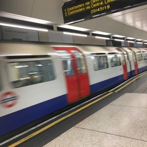 2019年1月7日 イギリス旅行記 /初めてのロンドン/初めての飛行機乗継/初めてのTube/初めてのロンドンバス/移動日の1日/1日の出費まとめ