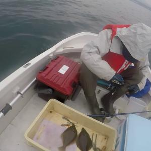 北海道ミニボート釣り #4