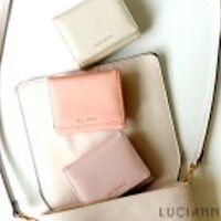 【LUCIANNA】ランチタイムやちょっとした買い物に良さそうな1,000円のミニ財布♡