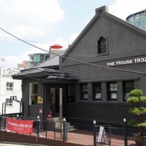 昨年夏 オンニに連れて行って貰ったカフェ『THE HOUSE1932』