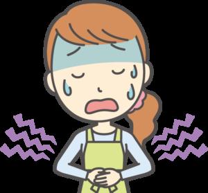実録!更年期体験記③45歳:あっちゃんに起きた胃の不調
