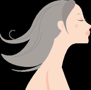 更年期女性のお悩み②白髪、薄毛、抜け毛などの原因と対処法