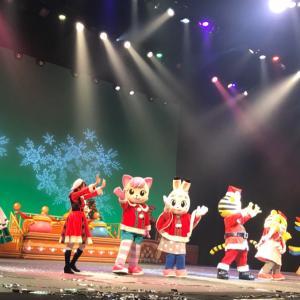 しまじろうクリスマスコンサート 大阪④ 開演!