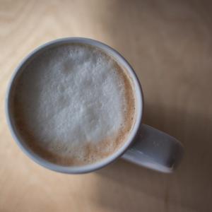 バターコーヒーダイエットで4kg減 産後太り解消
