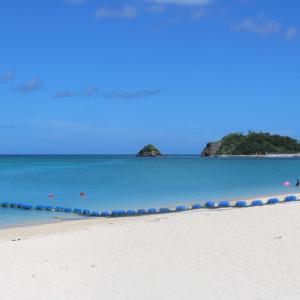 沖縄のホテルで子連れにおすすめなのは?オクマ プライベートビーチ&リゾートは天然白砂の広いビーチが最高