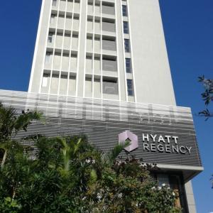 沖縄のホテルで子連れにおすすめなのは?ハイアットリージェンシー那覇沖縄はクラブラウンジの利用で満足度がすごいです