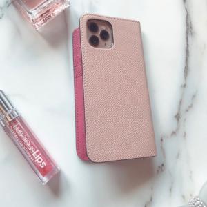 iPhoneケース変えました♡ボナベンチュラの夏限定カラー♡
