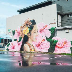 グアムの街にアートが増えたと思いませんか?