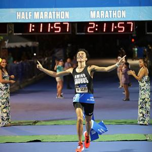 ユナイテッド・グアムマラソンは正式に中止 「バーチャルラン」イベントを実施予定