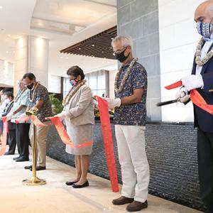 グアム最新の本格的リゾートホテルTHE TSUBAKI TOWER 「ザ ツバキ タワー」がオープン