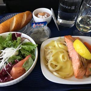懐かしい「機内食」の想い出