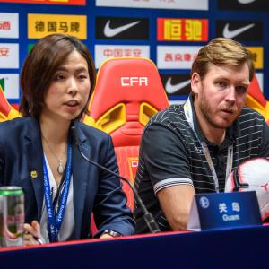 グアム代表がW杯/アジアカップ予選の予備メンバーを発表