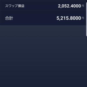 FX ドル円 収益状況2