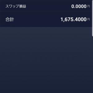 FX ドル円収益結果 12月15日~12月21日