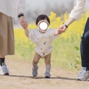 【成長記録】1歳1ヶ月になりました!久々の夜泣きに甘えん坊の息子