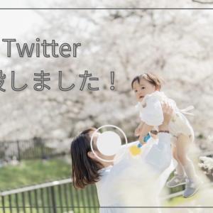 【祝15.000pv!】Twitterを開設しました!