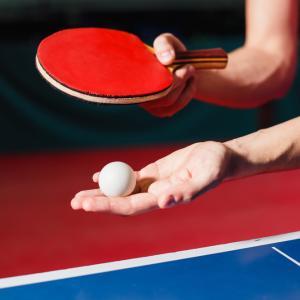 あなたの卓球の武器は何?周りの人と比べて本来の自分を見失ってませんか?