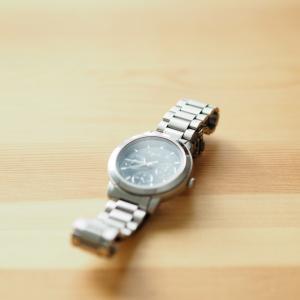 大切だった思い出の腕時計 娘の手へ