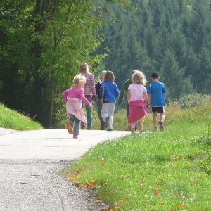 不登校、ホームスクーラーの子、平日の日中に出歩く?