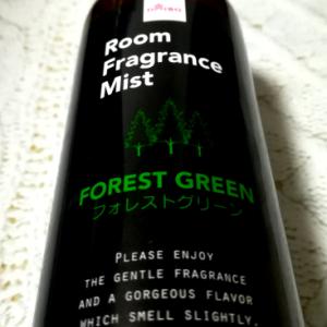 ボトルも香りも高レベル!ダイソーのルームフレグランスミスト。