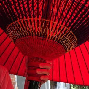 岡山の和傘職人さん
