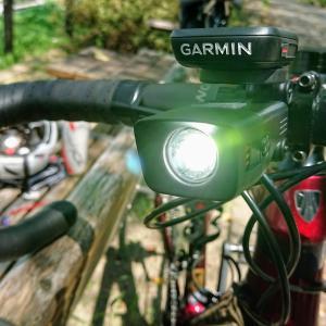 フロントデイライトで安心安全UPです!それはボントレガーのIon 450 R Front Bike Light