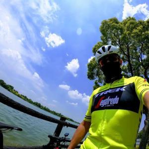 ロードバイクの感染対策&日焼け・熱中症対策は夏用マスクで快適に~ナルーマスクN1s~