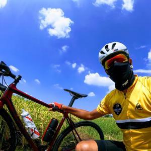 ロードバイクで使用する夏のマスクNO.1はこれだ!