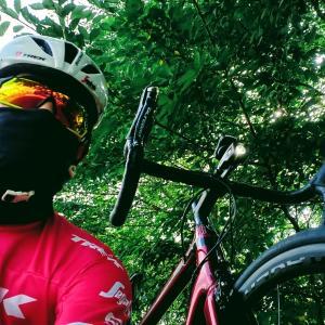 ロードバイクの事故防止にはデイライトをお守りにピカピカ!