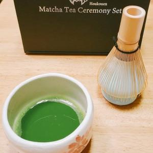 【娯楽】茶道の練習用♪お抹茶6点セット