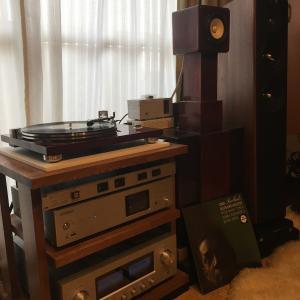 スピーカーの相性 レコードとバックロードホーン