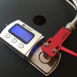 針圧計の使い方 高音質 レコード再生の為に!