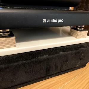 オーディオ機器 スピーカーのセッティングのコツ【スリップ防止で高音質化を図る】