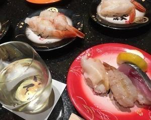 金沢まいもん寿司@京都で豪華に寿司を楽しみました