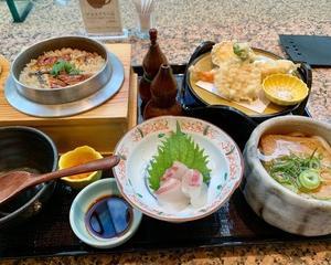 新梅田シティ滝見小路でランチ「和心彩菜」で癒された