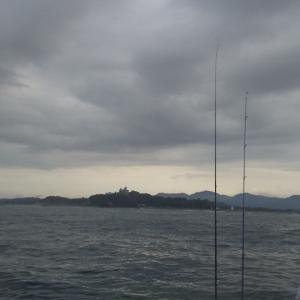 桂浜沖釣行