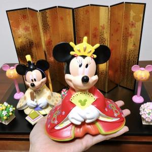 【雛人形】はディズニーで♡ケース入りでコンパクトに可愛く飾る!【レビュー】