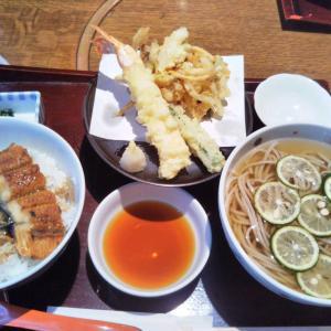 大阪心斎橋、そばしゃぶで有名な名店「浪花そば」でウナギを食べたら意外!