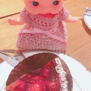 スイーツの思い出(キューピーが好きな福岡のケーキ屋 ) 今はお取り寄せね!