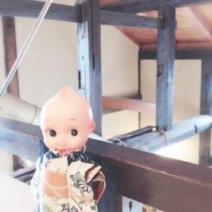 奈良を満喫2  キューピーぶらり旅と美味しいもの探し