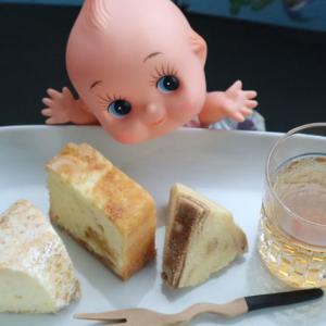 「まんじゅう怖い」キューピーお気に入りドイツ菓子カーべカイザー