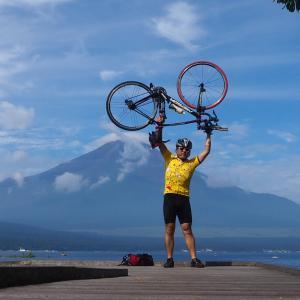 さとテキ夏休み2020 2日目 【Challenge Fuji 3 Lakes Ride】