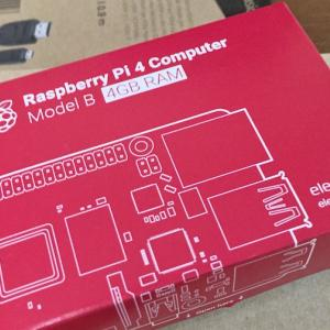 必ず動くRaspberry Pi 4 Model Bの構成+Ubuntu Server 20.04構築