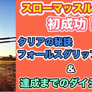 【筋トレ記録96週目】スローマッスルアップ達成!成功のポイント紹介【2021年9月20日〜9月26日】