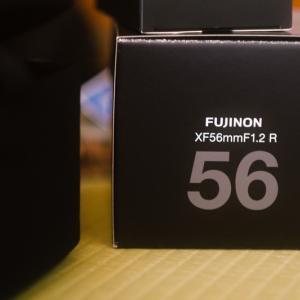FUJINON LENS XF56mm f1.2Rのお話