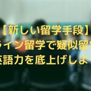 【留学×ポストコロナ】オンライン留学という新しい留学手段で英語力を底上げをしよう
