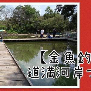 【これで迷わない】彩湖・堂満グリーンパーク(金魚釣り)【車】