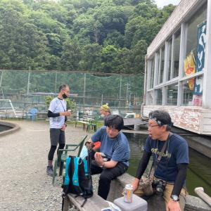 シダンゴ山~高松山縦走(6月定例会)